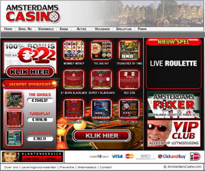 amsterdams casino